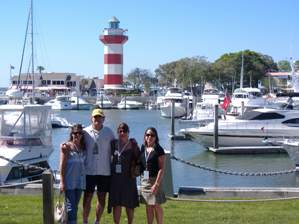 Don't miss the festivities in Harbour Town after the tournament