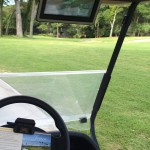 New Interactive Visage GPS at Palmetto Dunes' Jones Course